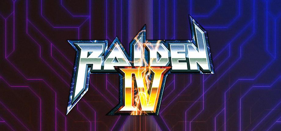 Raiden IV 19 HD