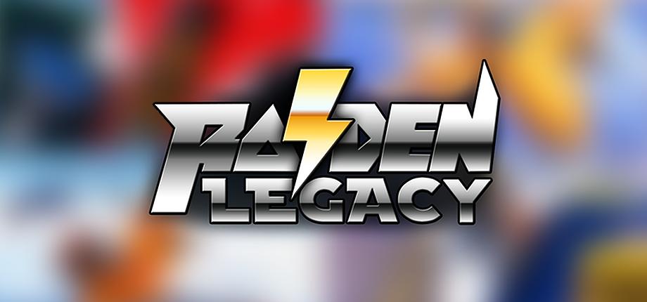 Raiden Legacy 08 HD blurred