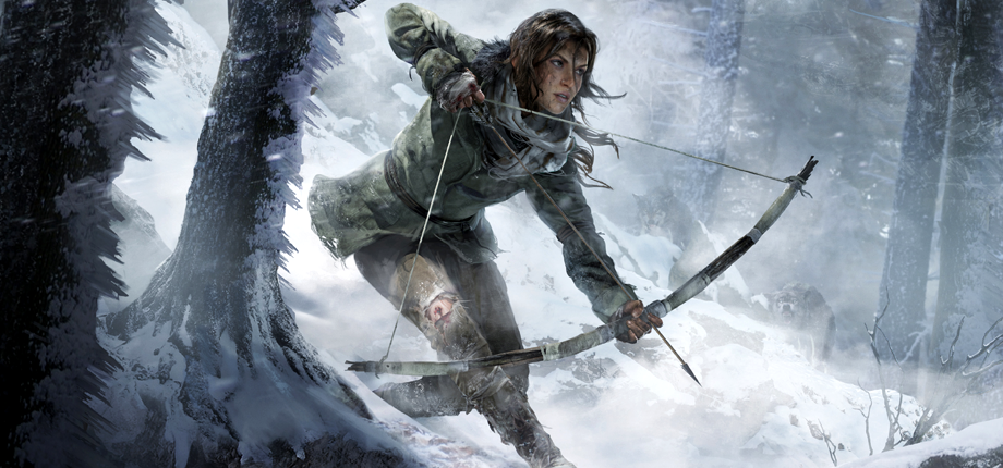 Rise of the Tomb Raider 11 HD