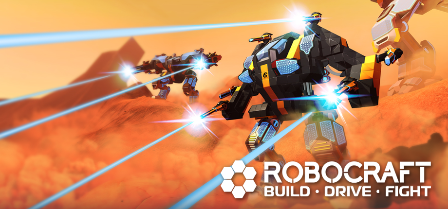 Robocraft – Jinx's Steam Grid View Images