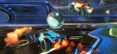 Rocket League 20 textless