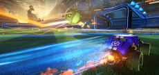 Rocket League 22 HD textless
