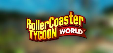 RollerCoaster Tycoon World 03 blurred