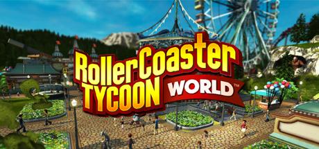 RollerCoaster Tycoon World 06