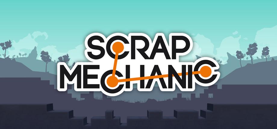 Scrap Mechanic 05 HD