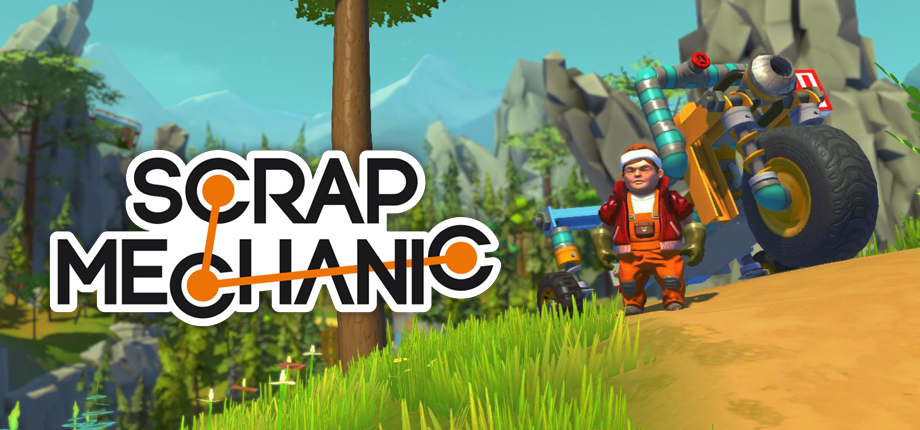 Scrap Mechanic 06 HD
