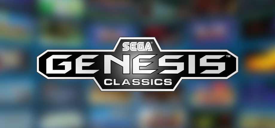 Sega Genesis Classics 05 HD blurred