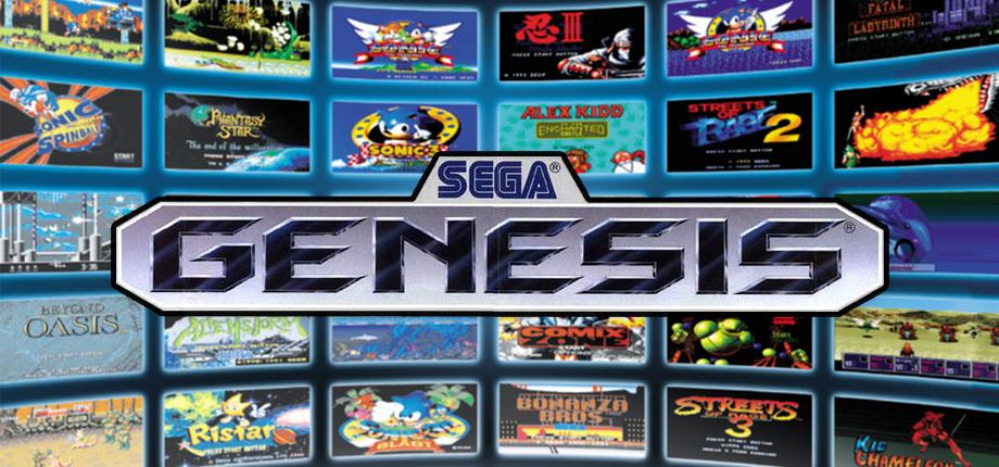 Sega Genesis Classics 11 HD
