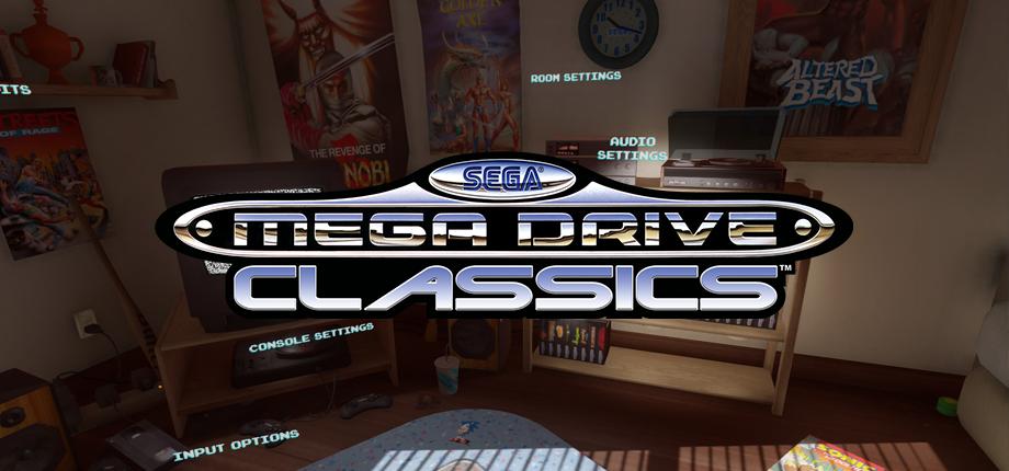 Sega Genesis Classics 16 HD