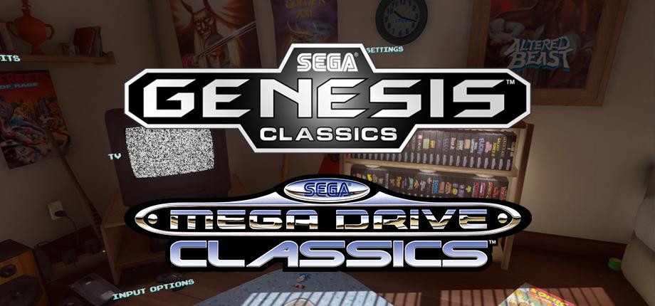 Sega Genesis Classics 17 HD