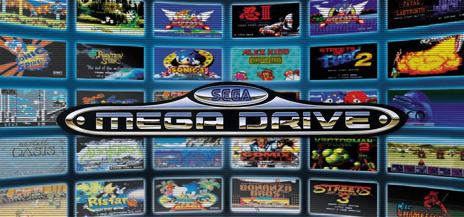 Sega Genesis Classics 24 HD