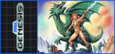 Genesis - Alisia Dragoon