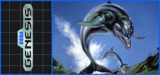 Genesis - Ecco the Dolphin 1