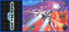 Genesis - Galaxy Force II