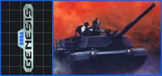 Genesis - M-1 Abrams Battle Tank