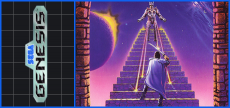 Genesis - Phantasy Star 3