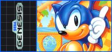 Genesis - Sonic the Hedgehog 1