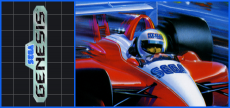 Genesis - Virtua Racing