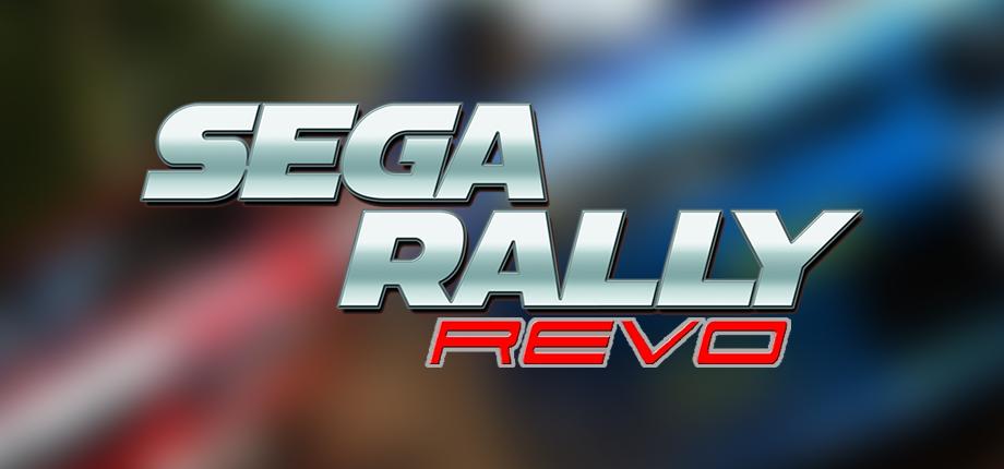 Sega Rally Revo 03 HD blurred