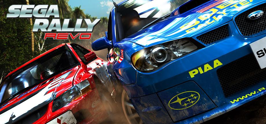 Sega Rally Revo 04 HD