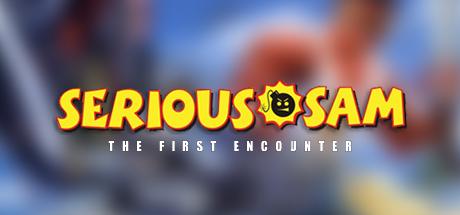 Serious Sam FE 03 blurred