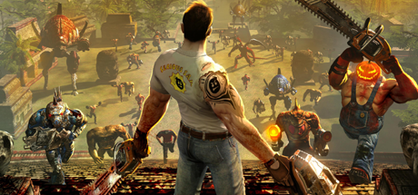 Serious Sam HD Second Encounter 02 textless