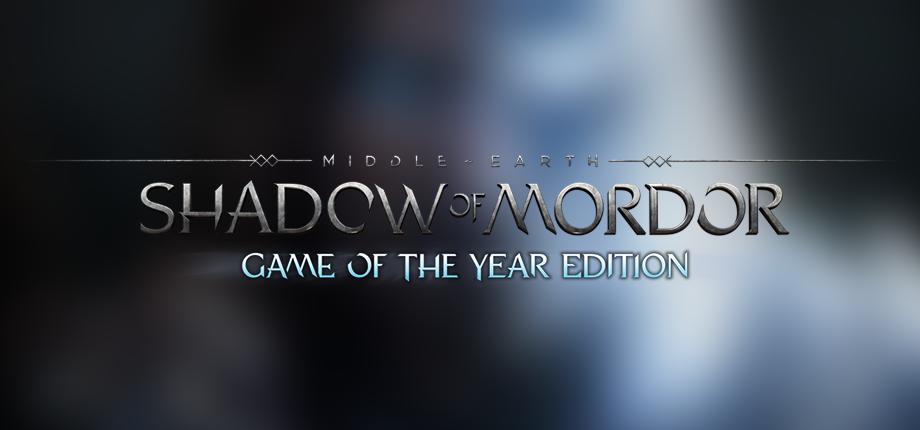 Shadow of Mordor 03 HD blurred