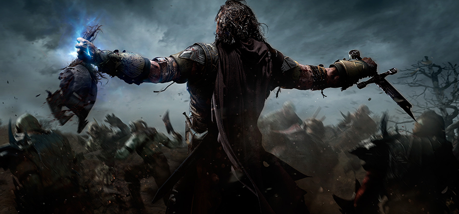 Shadow of Mordor 10 HD textless