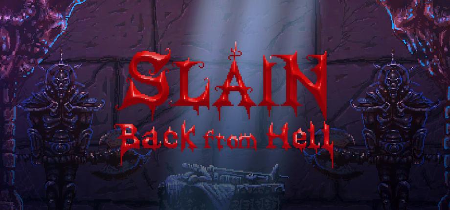 Slain Back From Hell 07 HD