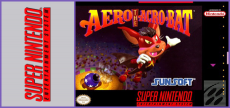 SNES - Aero the Acrobat