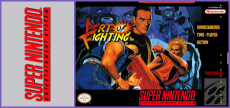 SNES - Art of Fighting