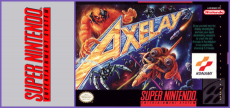 SNES - Axelay