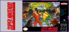 SNES - Battletoads and Double Dragon