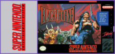SNES - BlackThorne