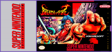 SNES - Breath of Fire 1