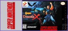 SNES - Castlevania Dracula X
