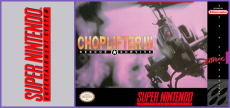 SNES - Choplifter 3