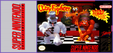 SNES - Clay Fighter 1