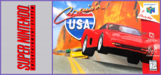 SNES - Cruisin USA
