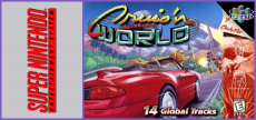 SNES - Cruisn World