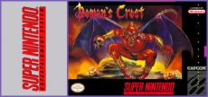 SNES - Demons Crest