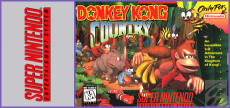 SNES - Donkey Kong Country 1