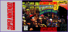 SNES - Donkey Kong Country 2