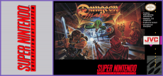 SNES - Dungeon Master