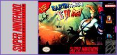 SNES - Earthworm Jim 1