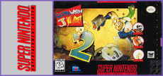SNES - Earthworm Jim 2
