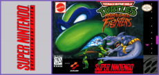 SNES - TMNT Tournament Fighters