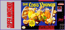 SNES - The Lost Vikings