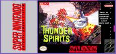 SNES - Thunder Spirits