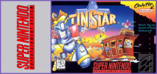 SNES - Tin Star